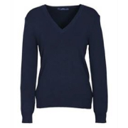 Hot V-Neck Ladies Pullover
