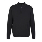 Hot Mens Half Zip Pullover