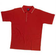 Hot Mens Poly Cotton Polo