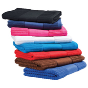 Hot Ribbed Beach Towels