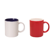 Hot Ceramic 2 Tone Can Mug