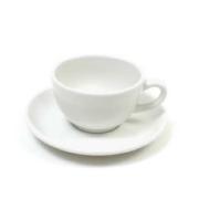 White Bistro Cappuccino Cup