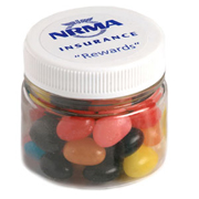 Jelly Beans In Plastic Jar 65G
