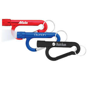 Flashlight Carabiners