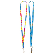 Sublimation Lanyards - 10mm Wide