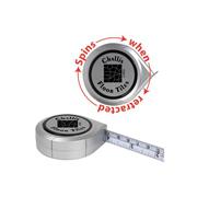 Spinning Logo Tape Measure