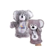 Plush Koala Hand Puppet