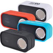 Boomer Bluetooth Speaker with FM Radio and Hands Free (Stock)