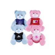 Matty & Matilda Bathmat Teddy Bear