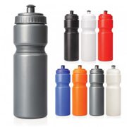 Wide Neck Plastic Drink Bottle w/Screw Top Lid - 700ml