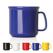 Plastic Coffee Mug - 300ml