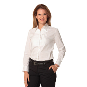 Women's Stretch Tuck Front Shirt