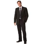 Men's Polyviscose Stretch Pants
