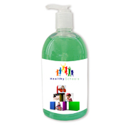 Push Pump Sanitiser with Aloe 500ml