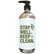 1 litre Hand Sanitiser Pump