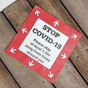 Floor Decal Sticker Outdoor Or Indoor Use