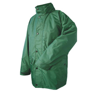 Waterproof Solid Colour Jacket, Lightweight Mesh Lining*Larger Sizes Available