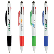 The Tri-Color Stylus Pen