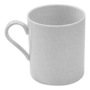 White Basics Cylindrical Mug
