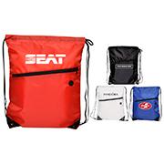 Nylon Tech Travel Backpack
