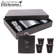 Craignure Flask Gift Set