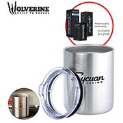 350ml Wolverine Vacuum Tumbler