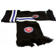 Knitted Acrylic Team Scarf