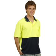 TrueDry® Micro-mesh Safety Polo