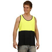 High Visibility TrueDry® Mesh Knit Safety Singlet
