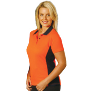Women's Fashion TrueDry® Hi-Vis Polo