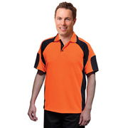 Men's CoolDry® Fashion Safety Polo