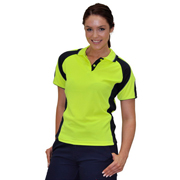 Women's CoolDry® Fashion Safety Polo