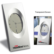 LCA Desk Clock