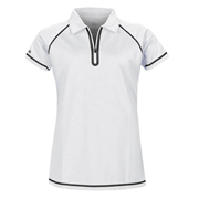 Womens Laser Polo
