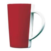 Clique Conical Mug - Red