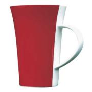 Clique Flared Mug - Red