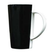 Clique Conical Mug - Black