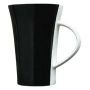 Clique Flared Mug - Black